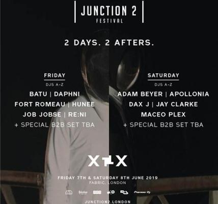 Junction 2 After Hours at fabriclondon...