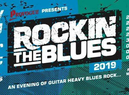 Win a pair of tickets for Rockin' The Blues Festival at the O2 Forum 4th June wi...