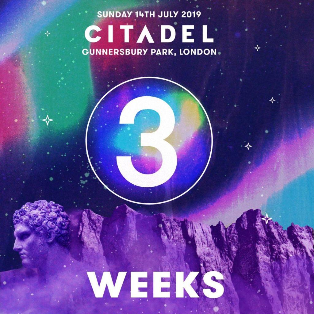 The ultimate summer Sunday is just 3 weeks away... Discover the full line-up and...