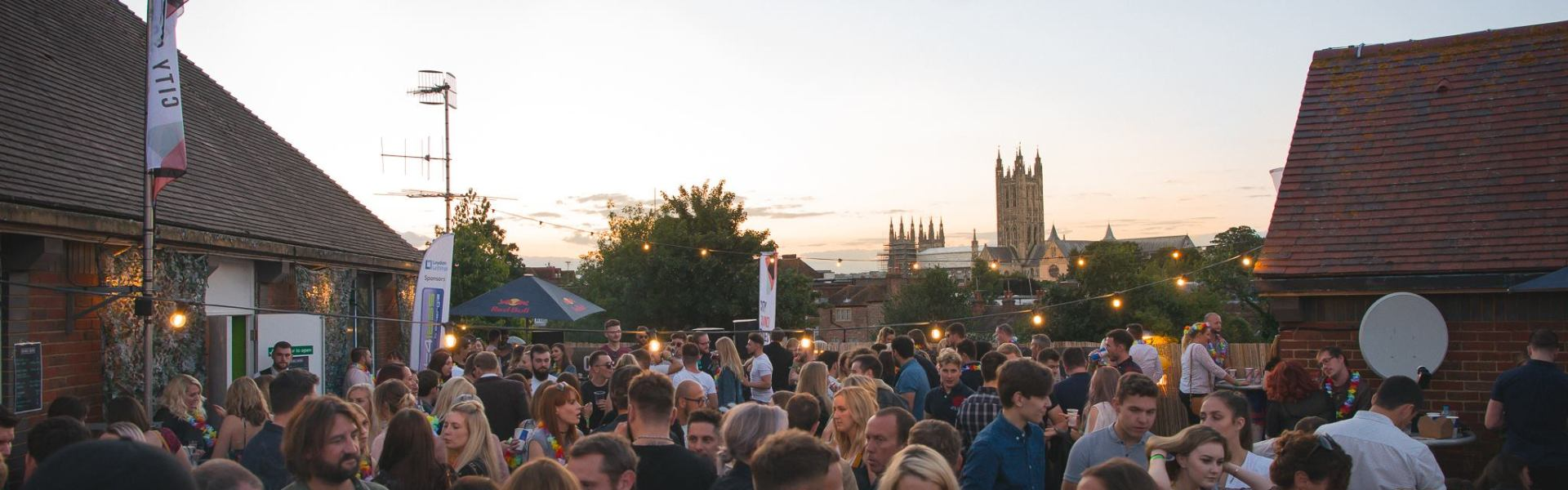 Canterbury Secret Rooftop Party on Sat 27th Jul 2019 at | Fatsoma