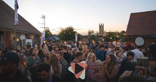 Canterbury Secret Rooftop Party
