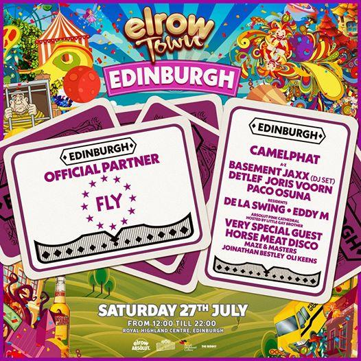 Buzzing to announce that we're teaming up with our friends at elrow​ to bring el...