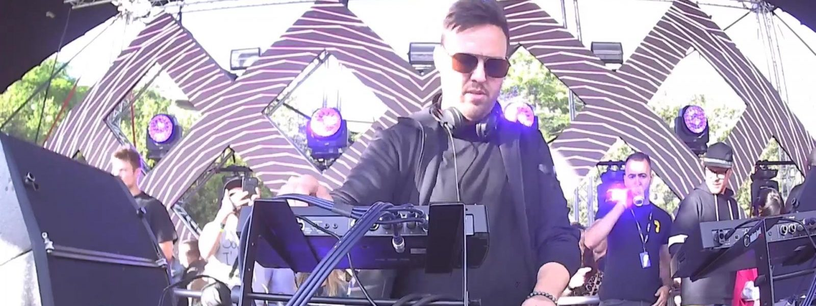 Maceo Plex's main stage set from Junction 2