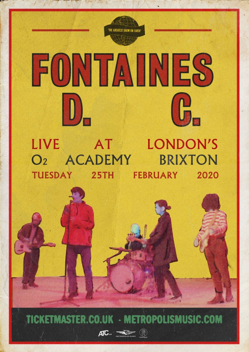 After blowing us away earlier this month, Fontaines D.C. have announced their ne...