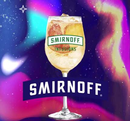 Smirnoff Infusions at #Citadel19