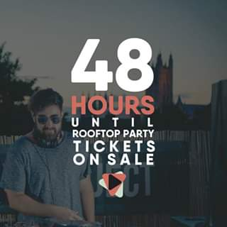 48 HOURS UNTIL TICKETS ARE BACK ON SALE...