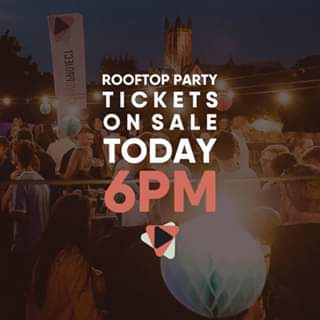 This is your chance to get tickets to this sold out Roof Top Party!...