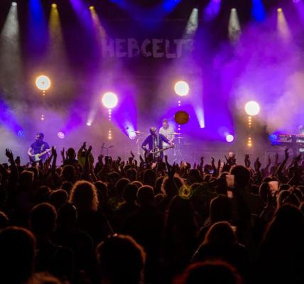 Last few early bird tickets for #HebCelt2020 remaining. If you are going to be w...