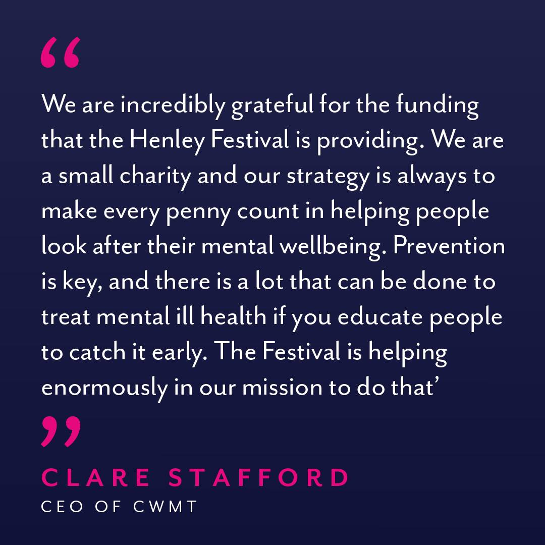 A big thank you again to everyone who attended Henley Festival 2019!...