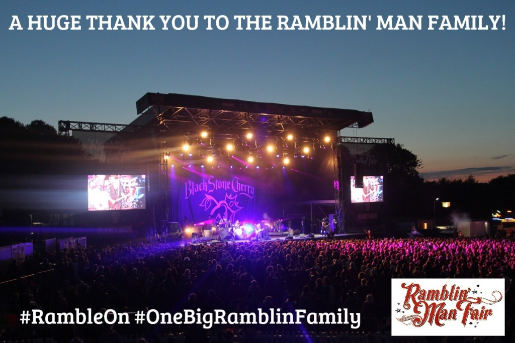 Evening Folk of Ramblin' Man...