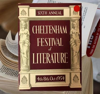 Instagram Post by Cheltenham Festivals • September  5, 2019 at 10:00AM BST