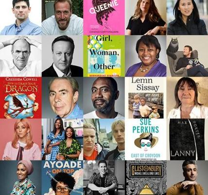 Join 900+ speakers across over 450 events at our 70th #cheltlitfest celebration...