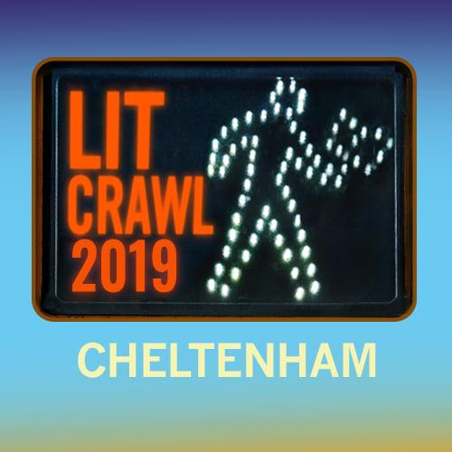Lit Crawl night is just one week away! With that in mind, some exciting news... ...