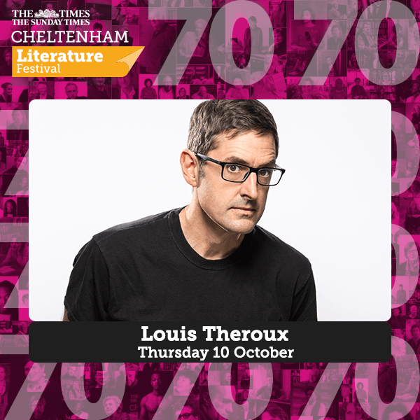 Missed out on Louis Theroux tickets for #cheltlitfest? Head to our Twitter page ...