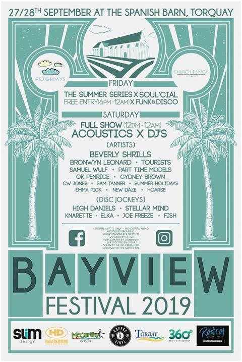 Read the full post below to find out how you can win tickets to Bayview Festival...