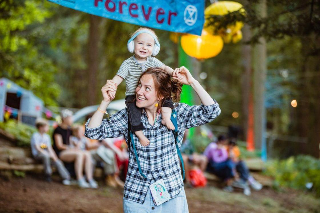 Endless family fun and adventure to be found at Latitude!...