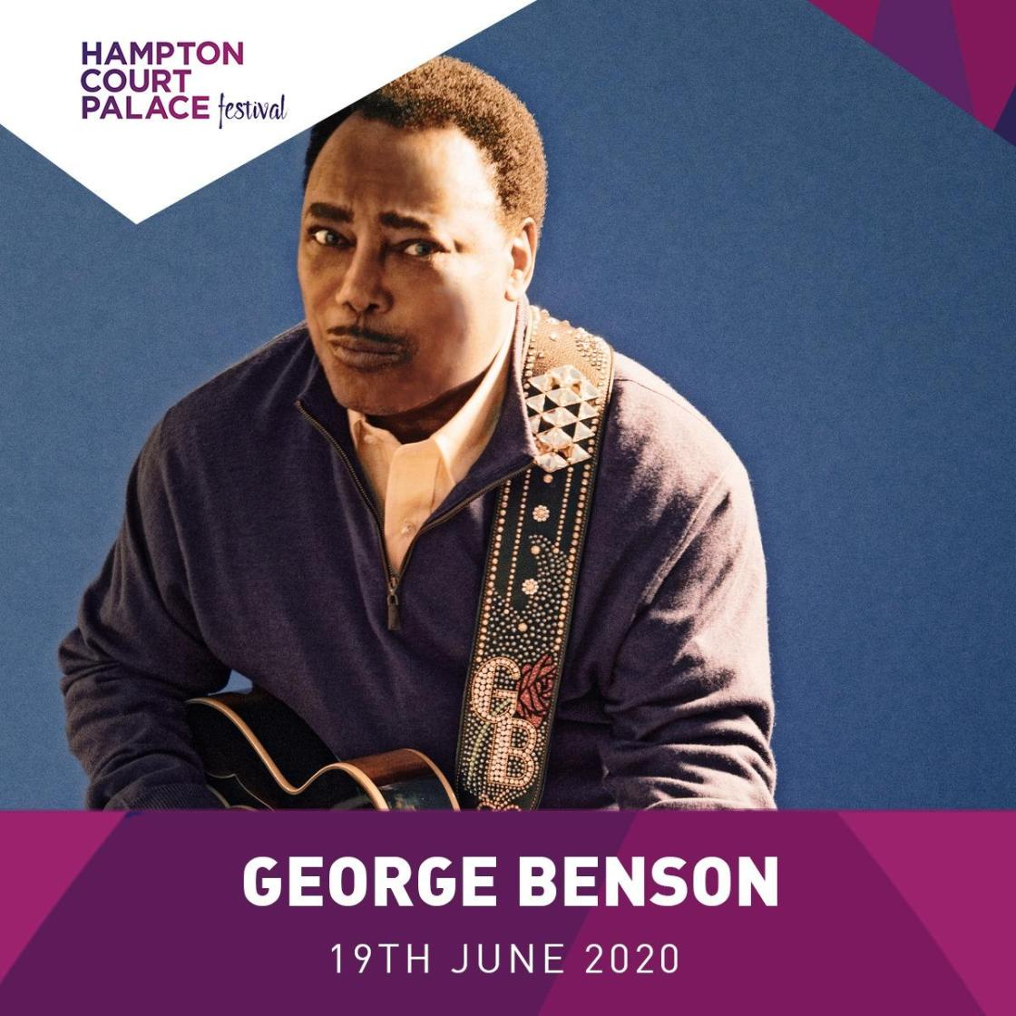 Limited pre-sale tickets now available for George Benson! Get in quick to get yo...