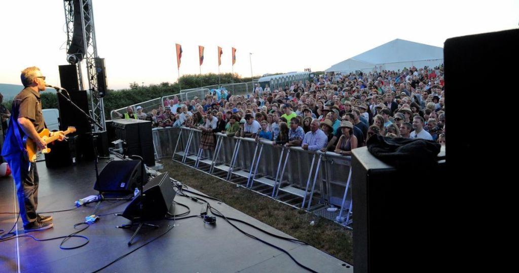 Chagstock Festival headliners announced