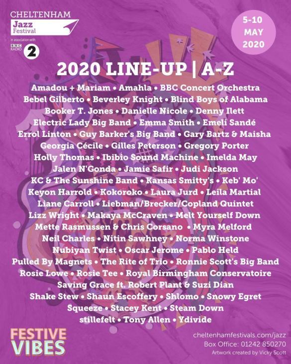 Six days of world-class contemporary jazz, blues, soul, R&B and pop coming t...