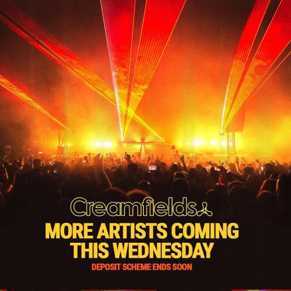 INCOMING - More artists coming this Wednesday!...