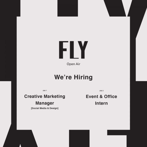Tomorrow is the deadline to apply to come join our FLY team :)...