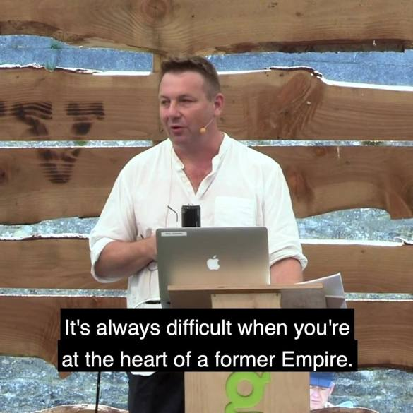 It feels like an appropriate day to revisit Danny Dorling's #GB19 talk on Brexit...