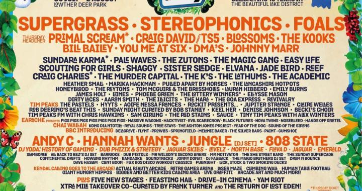 Kendal Calling festival news : Kendal Calling 2020 | 30 July – 2 August On sale now  kendalcalling.co.uk…