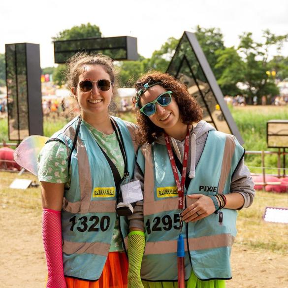Want to volunteer at Latitude 2020? Does helping festival goers have the time of...