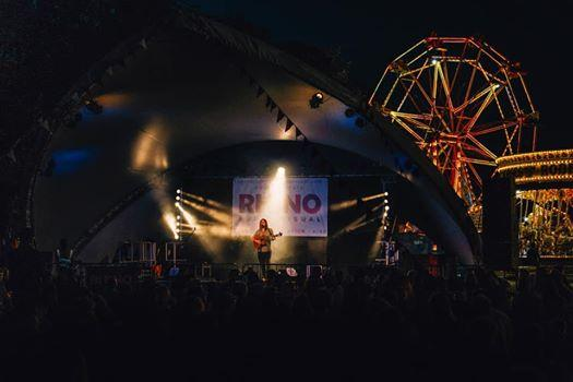 Victorious Festival news: Stunning snap of the acoustic stage at night from last Summer  We have 11 stages…