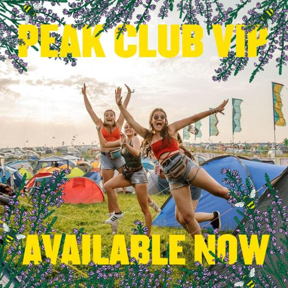 Upgrade onto Peak Club VIP and make your Y Not 2020 extra special!  Hit the link...