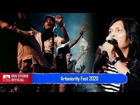 FESTIVAL HIGHLIGHTS: HUJAN ! KONSER ARI LASSO & ONCE BATAL ?  Arteniority Fest 2020 Makassar [ Highlight Video ]