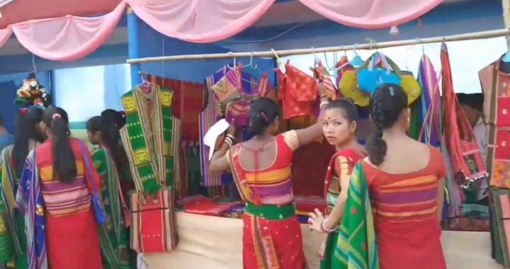 FESTIVAL HIGHLIGHTS: Rabha festival Dari duri makuri rendu pindu pahar hachu