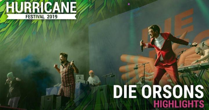FESTIVAL HIGHLIGHTS: Die Orsons – Hurricane Festival 2019 (Highlights)