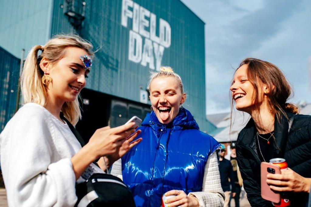 Shake off Friday 13th bad vibes, get your Field Day ticket now  bit.ly/FieldDay2...
