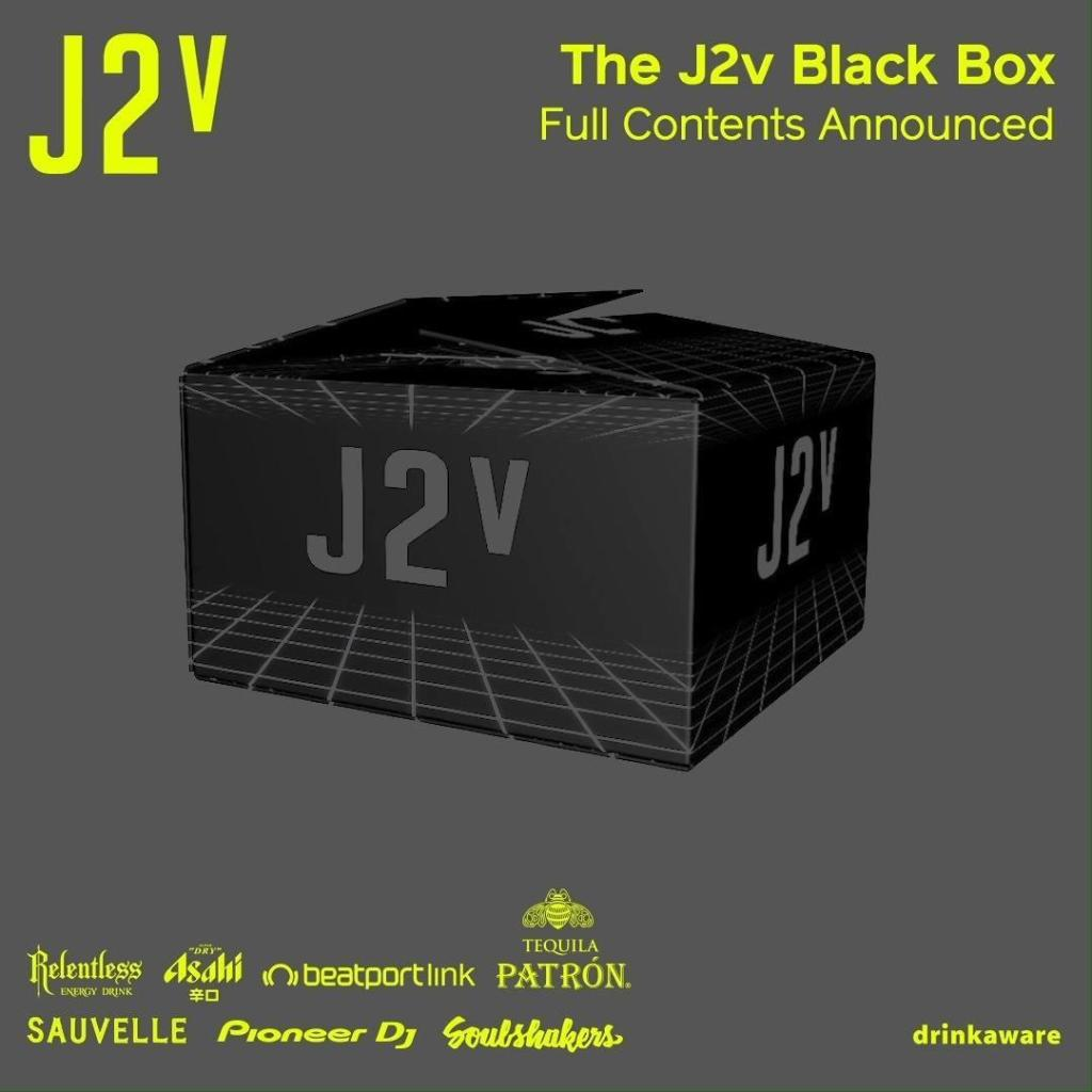 J2v - Black Box Full Contents