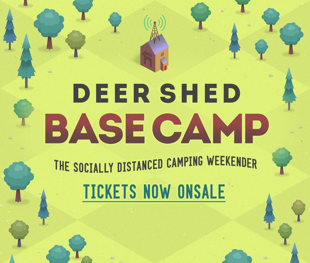 Tickets for Base Camp are now on sale! The first weekend has pretty much sold ou...