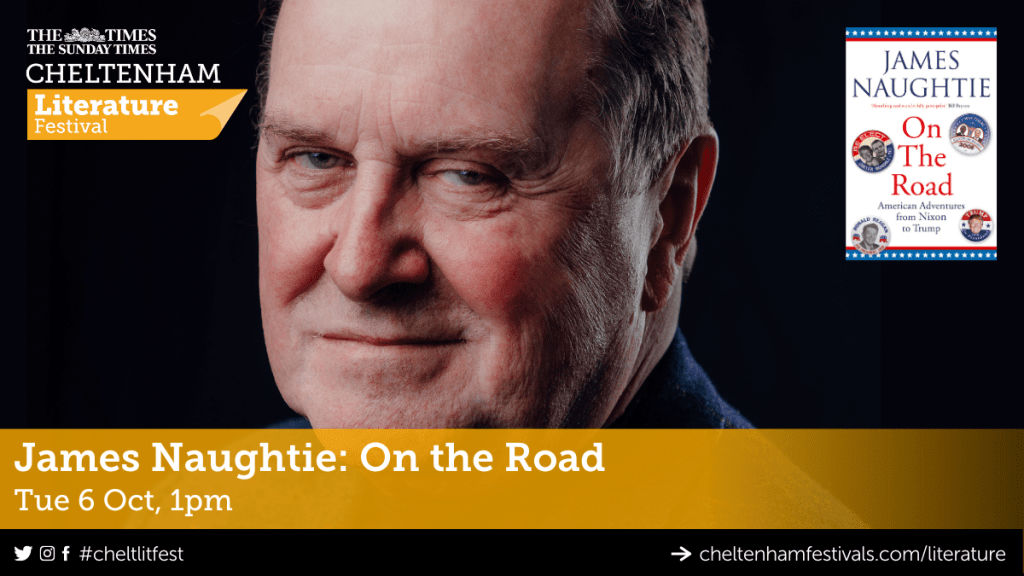 Acclaimed BBC broadcaster James Naughtie comes to #cheltlitfest to tell the stor...