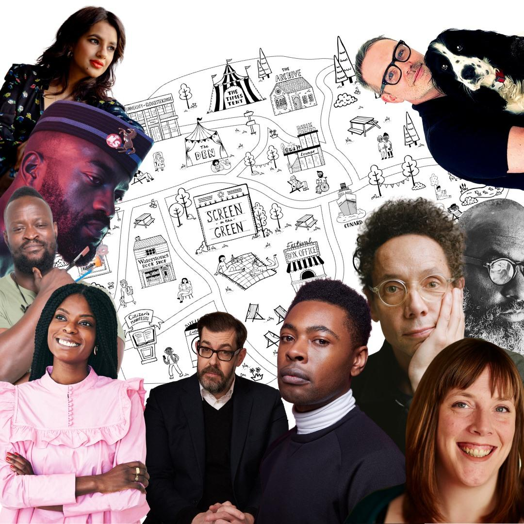 Did you know that you can see ALL of these amazing authors, illustrators, poets,...