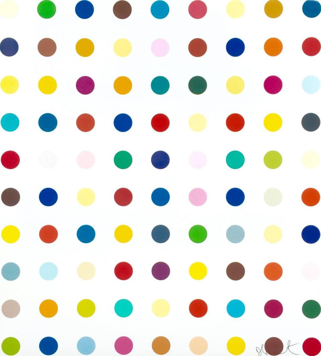 Fancy this limited edition Damian Hirst print above your fireplace? Find this an...