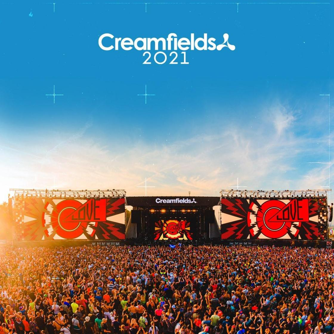 #Creamfields is what August bank holiday is all about!...