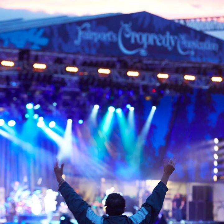 If you're in London and fancy a rather good Cropredy 2021 preview, look no furth...
