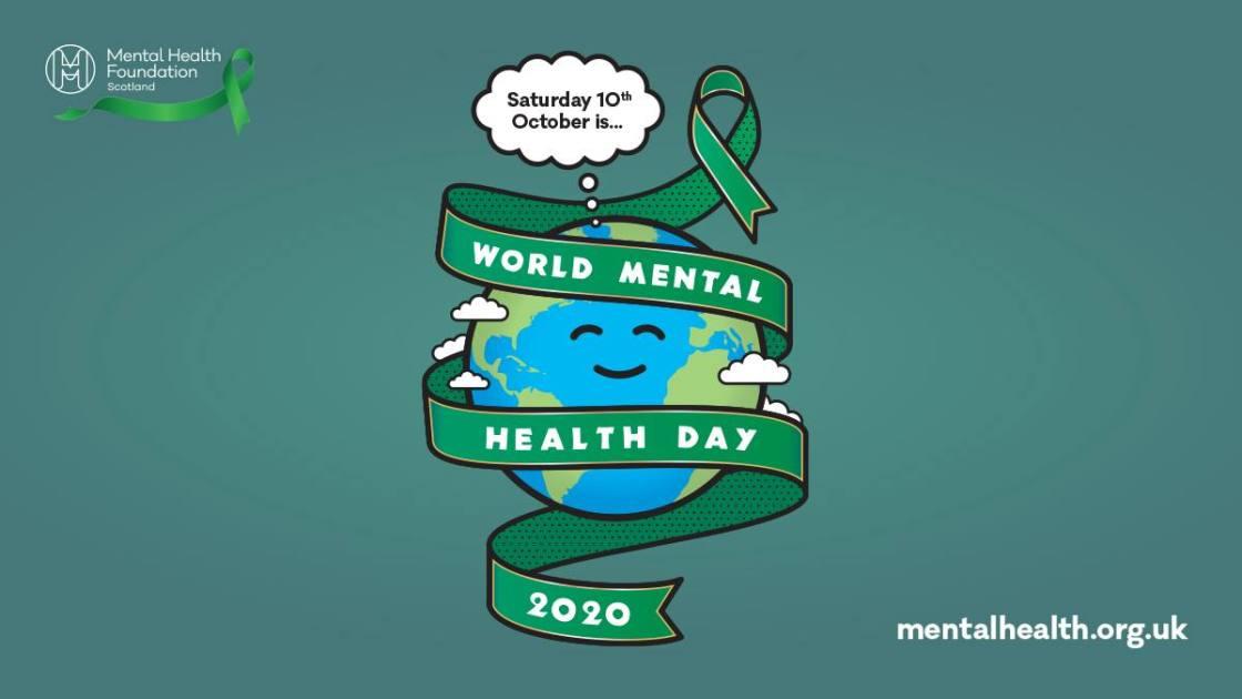 Today is #WorldMentalHealthDay and Thrive Edinburgh, the Mental Health Foundatio...