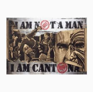 """May be an image of 5 people and text that says """"AM NOTA MAN AM CANTO"""""""