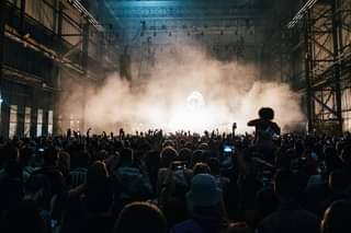 May be an image of one or more people and crowd