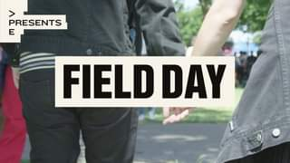 FIELD DAY IS COMING HOME TO VICTORIA PARK, BANK HOL SUN AUG 29 2021  For those t...