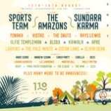 """May be an image of outdoors and text that says """"12TH-15TH AUGUST TWYCROSS, LEICESTERSHIRE, CV93QJ TIOABOVE.COM FRIDAY SUNDRY SPORTS THE SUNDARA TEAM AMAZONS KARMA YONAKA VISTAS A THE SNUTS RHYS LEWIS ALFIE TEMPLEMAN A BLOXX A KAWALA A APRE LARKINS A THE PALE WHITE A OSCAR LANG A OLIVIA DEAN ALPHABETICAL ABBIE OZARD ANDREW CUSHIN COACH PARTY CORELLA DECO LAURAN HIBBBERD LIZ LAWRENCE MARTHA HILL MOLLY PAYTON NOISY PARIS YOUTH FOUNDATION THE CLAUSE THE WHA ZUZU PLUS MANY MORE TO BE ANNOUNCED! 110 ABOVE OLDTONHALL Bo"""""""