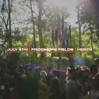 WE ARE BACK! @BOBFSTVL 2021  July 4th - Frogmore Fields - Herts Join Us In The S...