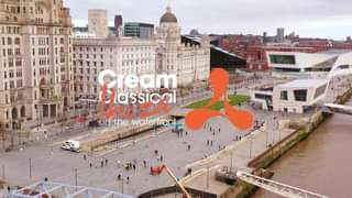 Final release tickets for Cream Classical Ibiza on the Waterfront Sunday 19th Se...