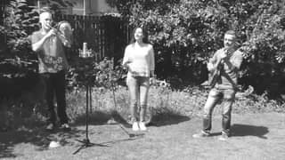 An Easter holiday treat on this sunny morning thanks to Jazz225 with their jazz ...