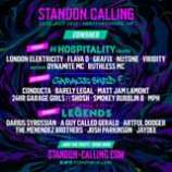 """May be an image of text that says """"STANDON CALLING 22-25 JULY 2021 HERTFORDSHIRE UK COWSHED FRIDAY H HOSPITALITY TAKEOVER LONDON ELEKTRICITY FLAVA D GRAFIX NU:TONE VIRIDITY HOSTED DYNAMITE MC RUTHLESS MC SATURDAY GARAGE SHED CONDUCTA BARELYLEGAL MATT JAM LAMONT 24HR GARAGE GIRLS FT SHOSH SMOKEY BUBBLIN MPH SUNDAY LEGENDS DARIUS SYROSSIAN GUY CALLED GERALD ARTFUL DODGER THE MENENDEZ BROTHERS JOSH PARKINSON JAYDEE JOIN THE PARTY: NOW STANDON-CALLING.COM STANDON- /STANDONCALLING"""""""
